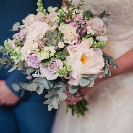 votre artisan fleuriste vous propose le bouquet : Bouquet mariage