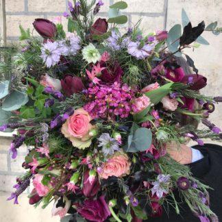 bouquet feuillu