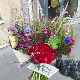 bouquet bonheur