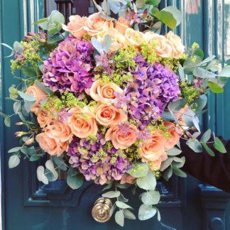 Bouquet de couleurs fraîches