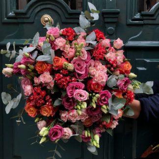 Bouquet rougeur