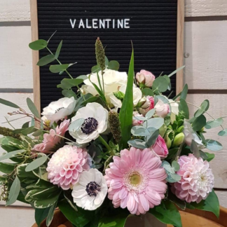 bouquet valentine