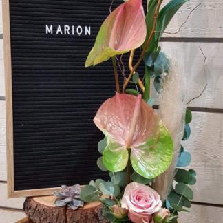 bouquet marion