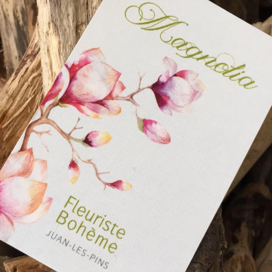 magnolia fleuriste antibes