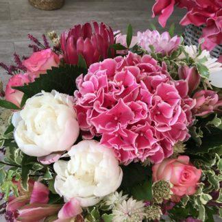 Bouquet rond juan les pins