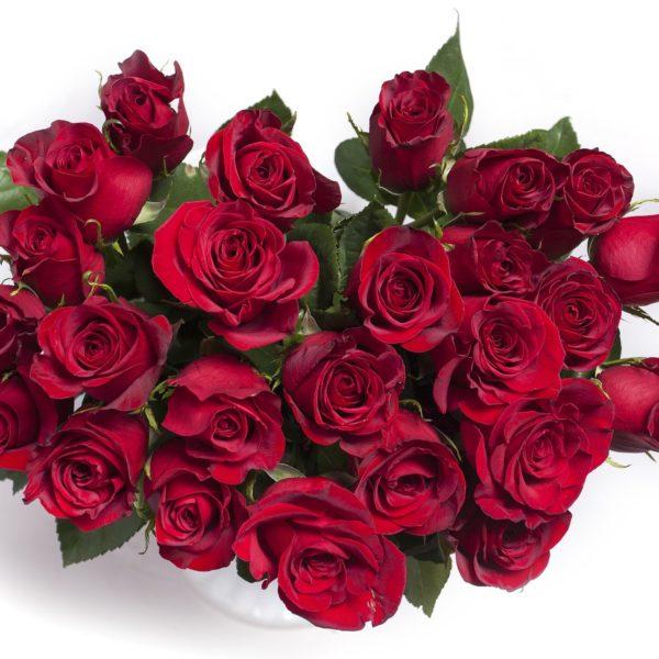 Bouquet de roses à l'unité