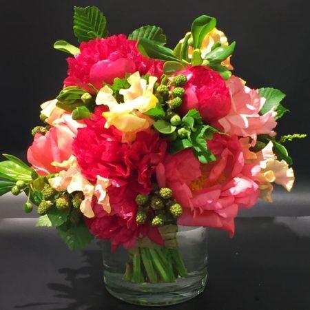 "Bouquet rond ""season"""