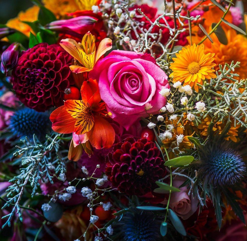 Bouquet multivitaminé