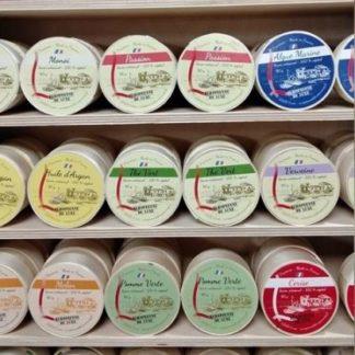 Savons de Grasse avec parfum formidable