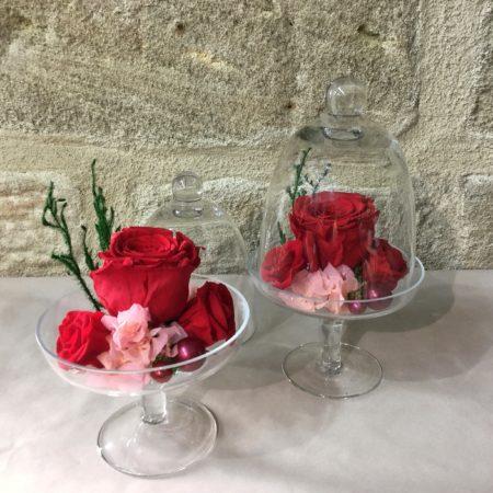 votre artisan fleuriste vous propose le bouquet : Rosalie