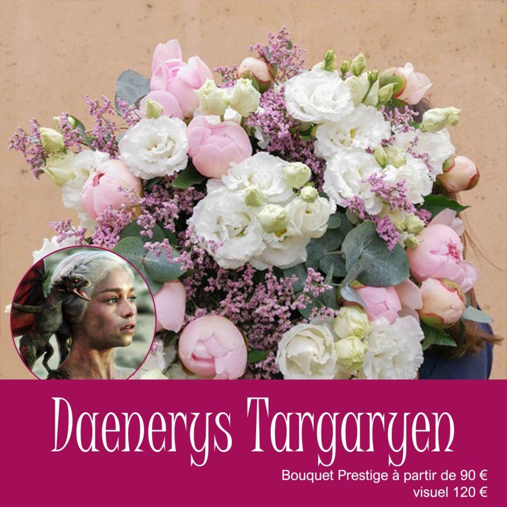 DAENERYS TARGARYEN - BOUQUETS PRESTIGE MELANGES