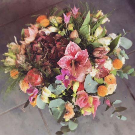 votre artisan fleuriste vous propose le bouquet : Bouquet sur mesure