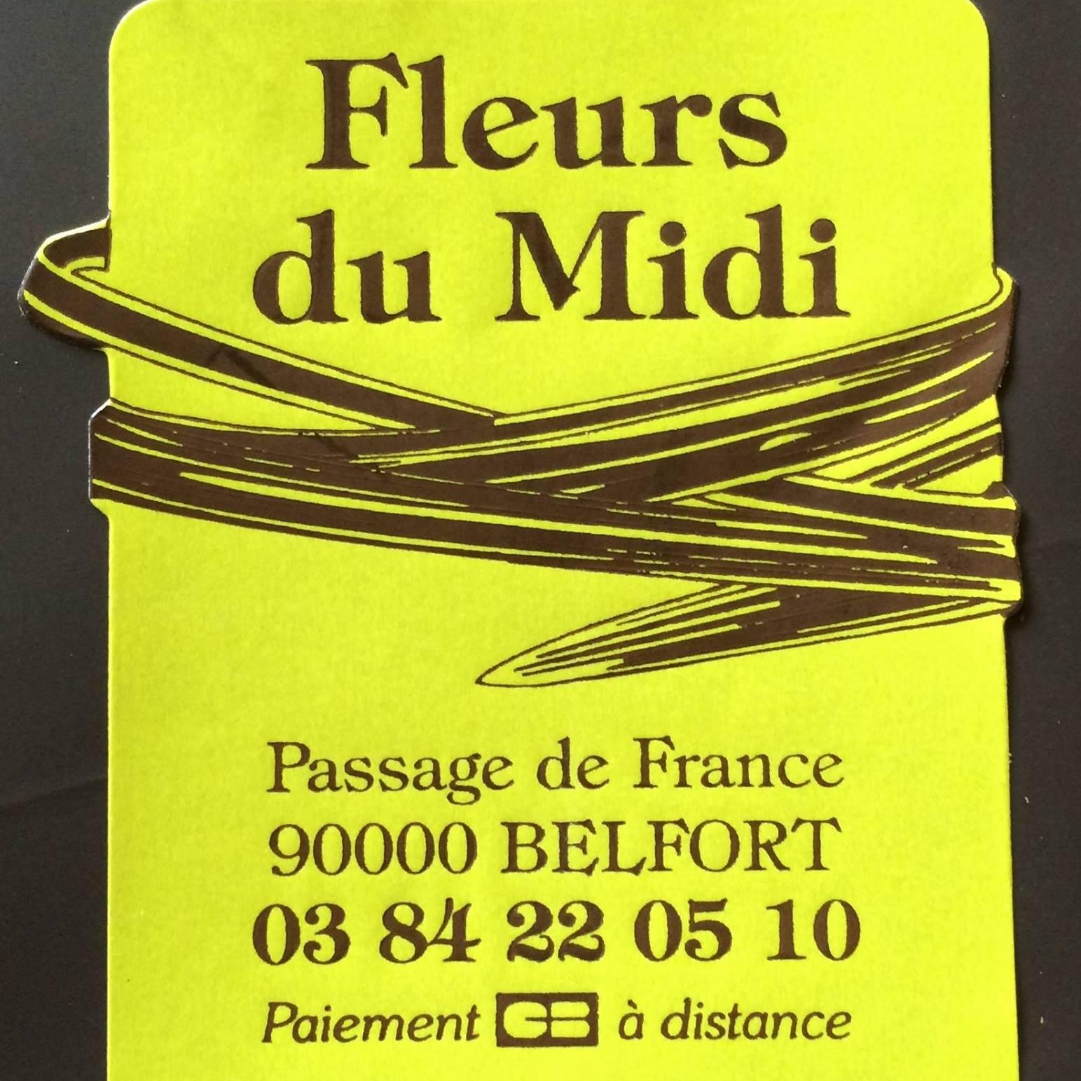 Fleurs du Midi