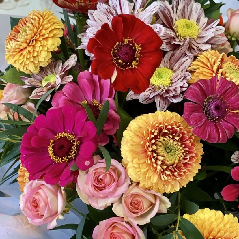 Bouquet Lp Floral Designer