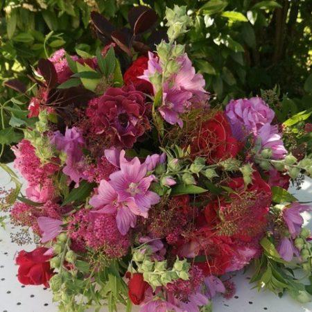 votre artisan fleuriste vous propose le bouquet : Bouquet Deuil