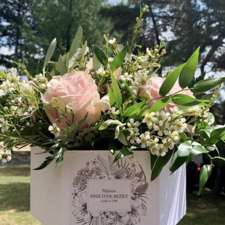 votre artisan fleuriste vous propose le bouquet : Méli-Mélo De Fleurs