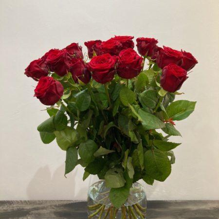 votre artisan fleuriste vous propose le bouquet : Brassée De Roses