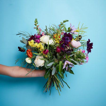 votre artisan fleuriste vous propose le bouquet : Bouquet Fête des Grands-Mères