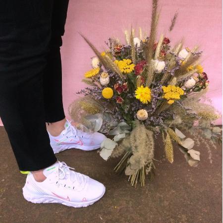 votre artisan fleuriste vous propose le bouquet : Naturel