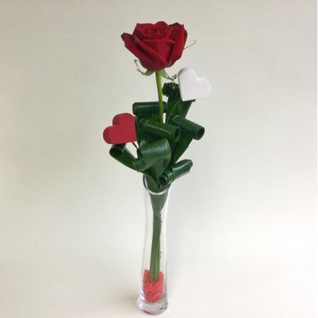 votre artisan fleuriste vous propose le bouquet : Précieuse