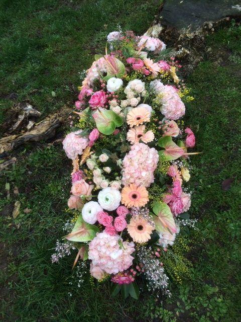 Raquette Florale
