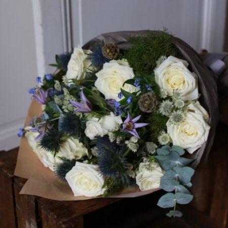 votre artisan fleuriste vous propose le bouquet : Adrien