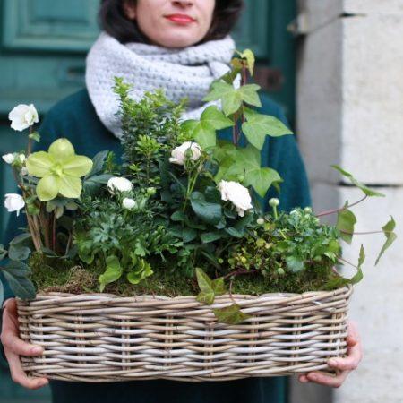 votre artisan fleuriste vous propose le bouquet : Jules