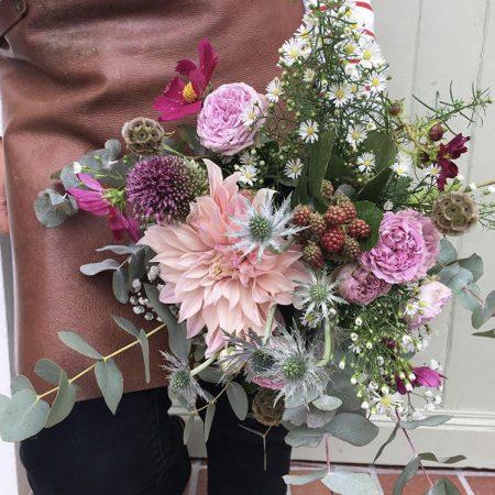 votre artisan fleuriste vous propose le bouquet : Nino