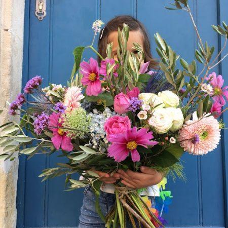 votre artisan fleuriste vous propose le bouquet : Thomas