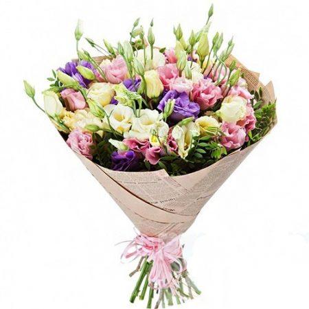 votre artisan fleuriste vous propose le bouquet : Bouquet de saison