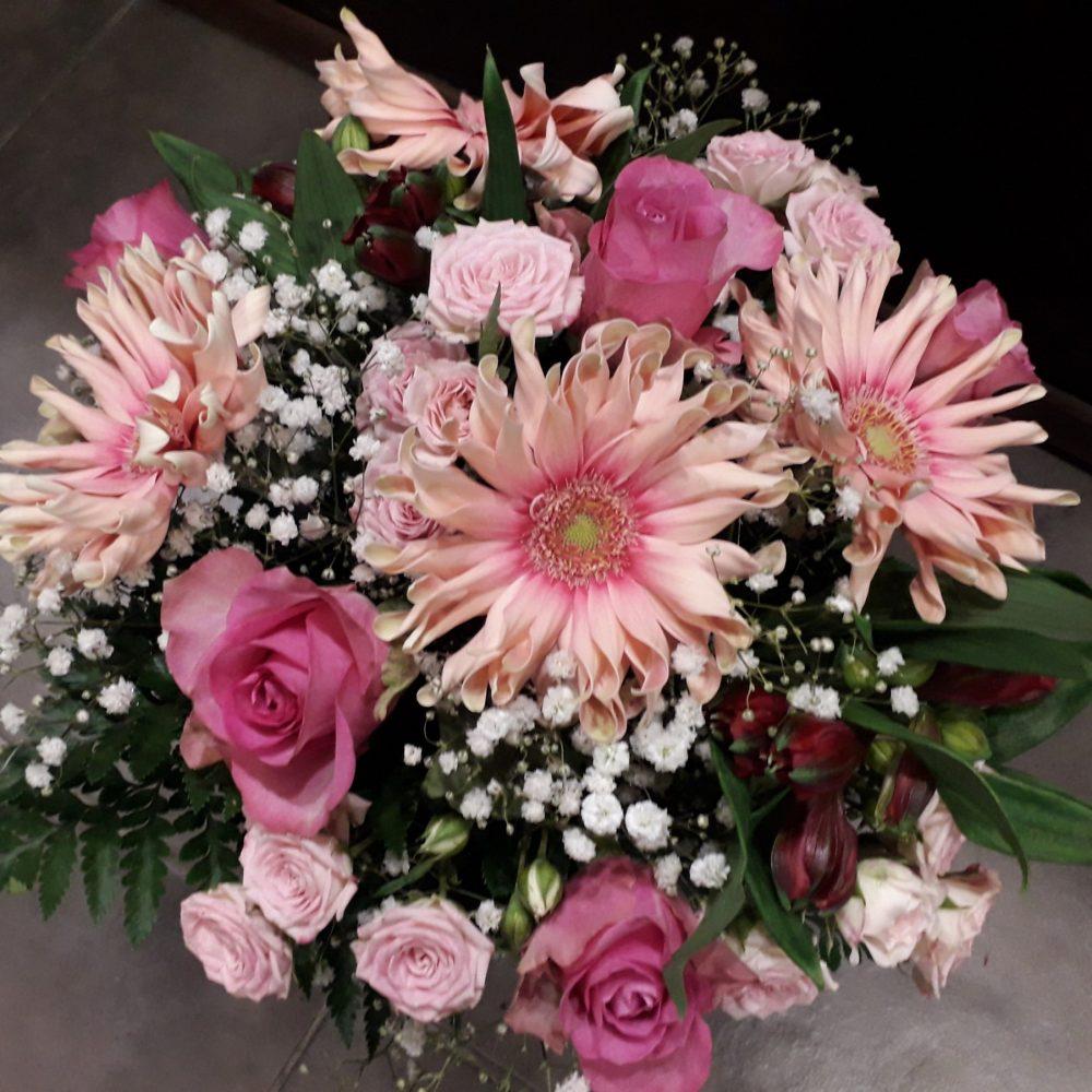 Bouquet Frais Rose