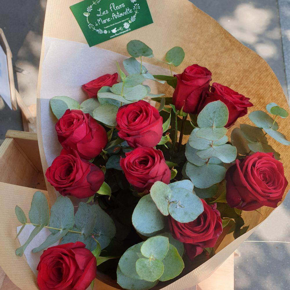 Roses de Les Fleurs De Marie Antoinette