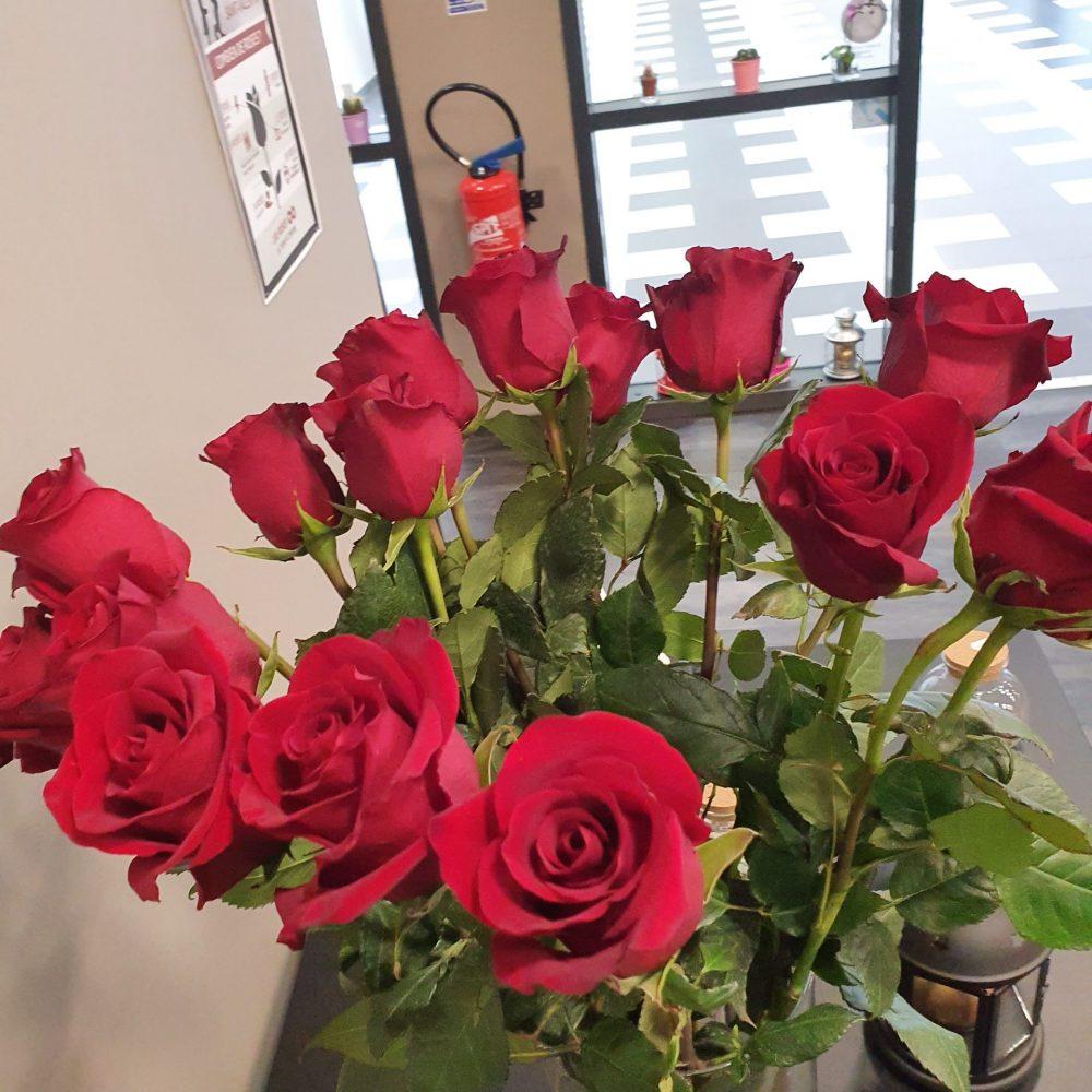 Roses de Lyly Fleurs