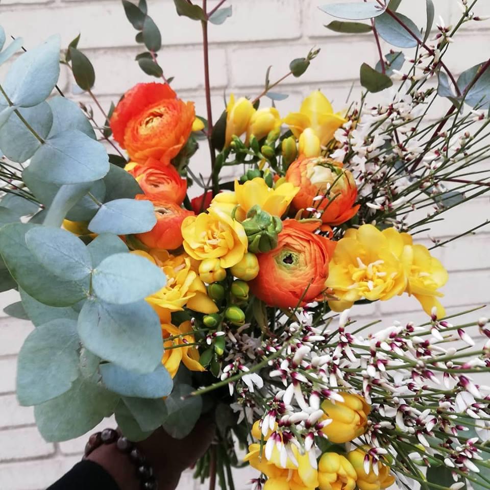 Bouquet vif