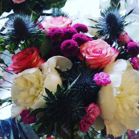 votre artisan fleuriste vous propose le bouquet : Bouquet douceur