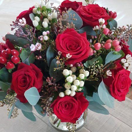 votre artisan fleuriste vous propose le bouquet : Bouquet passion