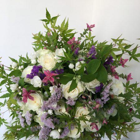 votre artisan fleuriste vous propose le bouquet : CHARMANTE