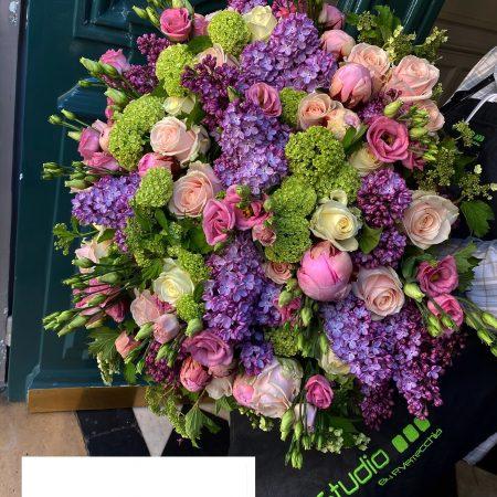 votre artisan fleuriste vous propose le bouquet : Bouquet d'exception