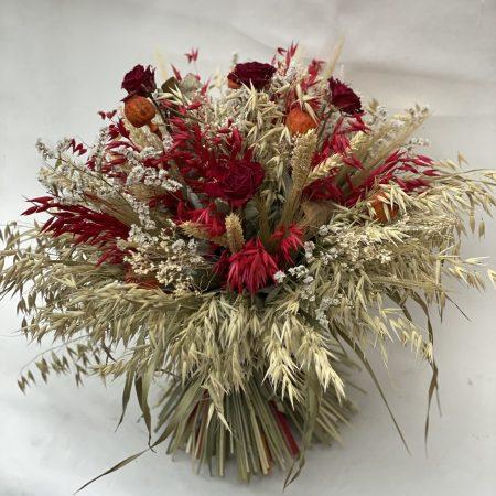 votre artisan fleuriste vous propose le bouquet : Bouquet Séché