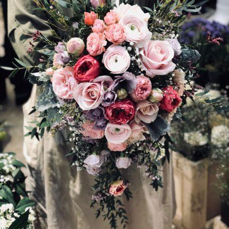 votre artisan fleuriste vous propose le bouquet : Bouquet Clair