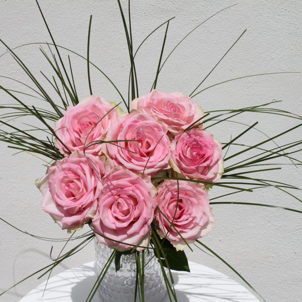 Bouquet De Roses Roses à l'unité