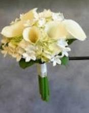 Bouquet Mariée Crème