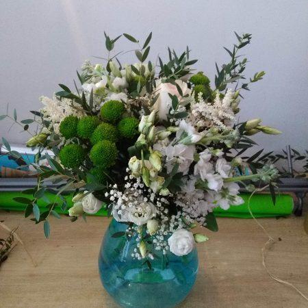 votre artisan fleuriste vous propose le bouquet : Bouquet Maman