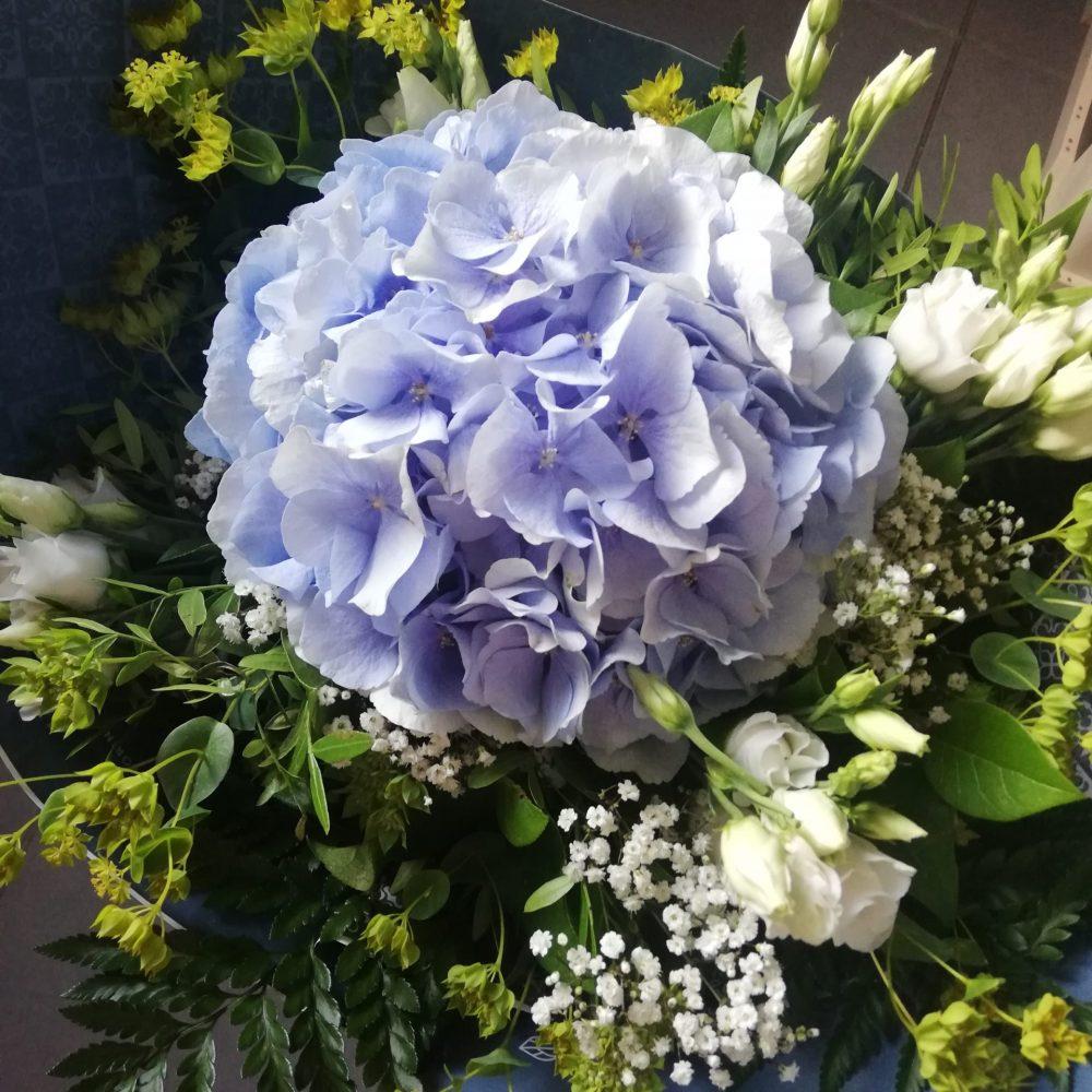 Bouquet champêtre de saison