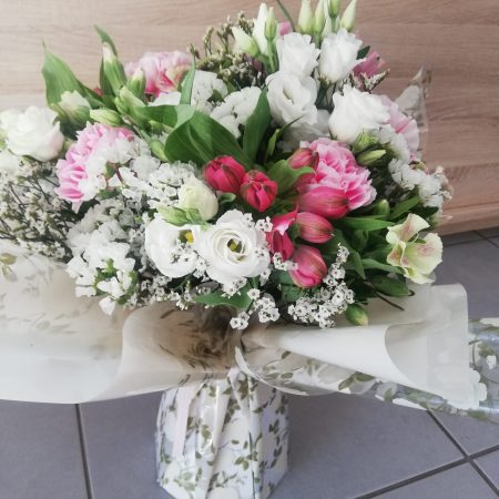 votre artisan fleuriste vous propose le bouquet : Bouquet d'été