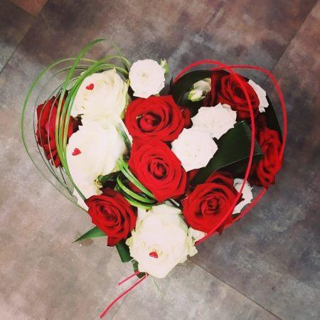 votre artisan fleuriste vous propose le bouquet : Déclaration