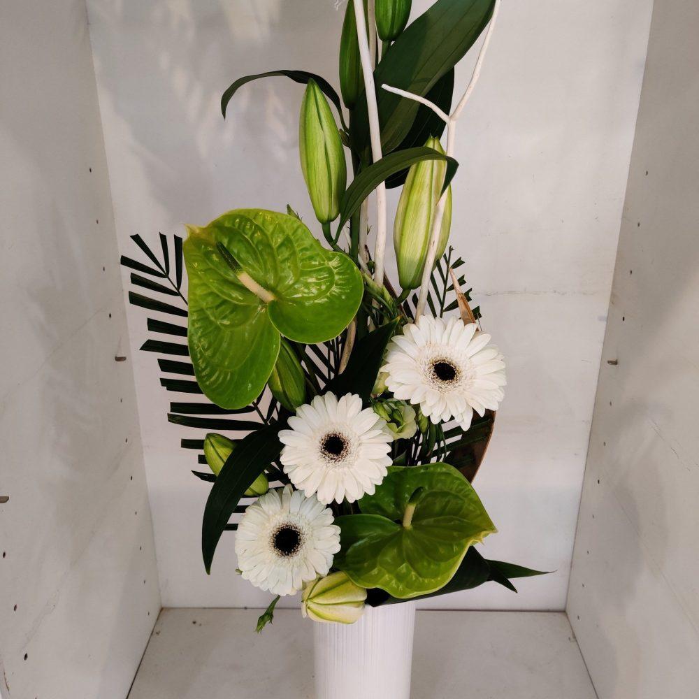 Composition Florale hauteur