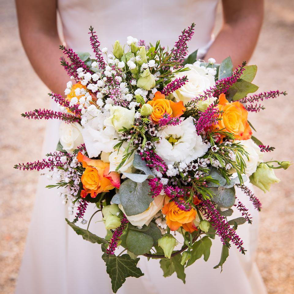 Bouquet De Mariée Colore