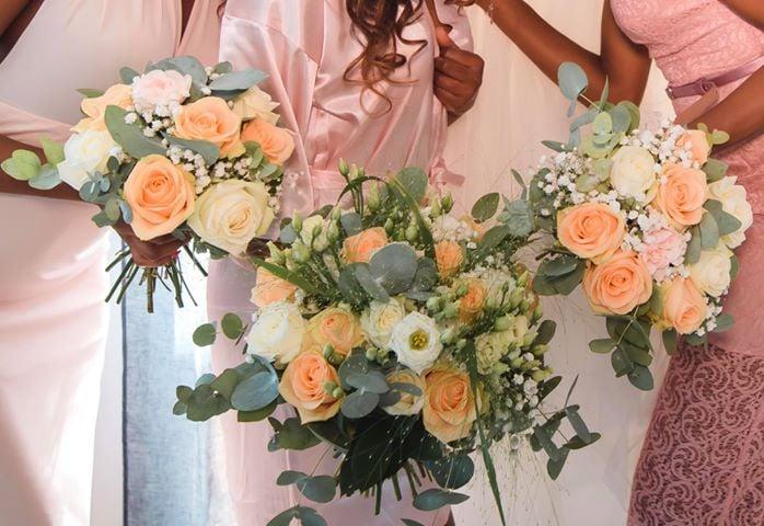 Bouquet De Demoiselle D Honneur
