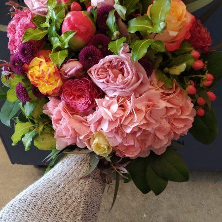 votre artisan fleuriste vous propose le bouquet : Maelia